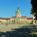 Berlin: Schloss Charlottenburg Frontansicht