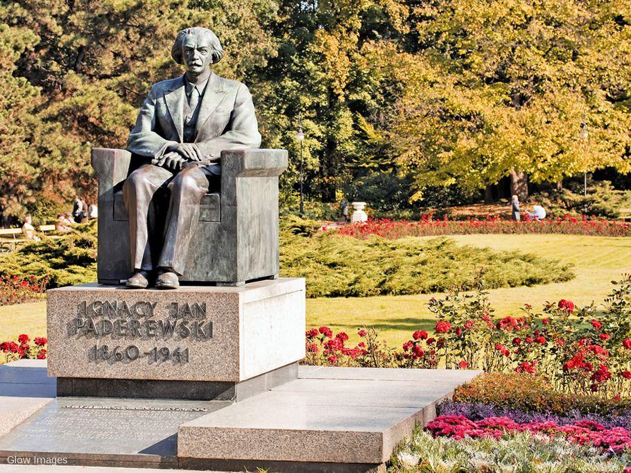 Park Skaryszewski im. I. Paderewskiego