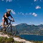 Sportler finden im August am Gardasee viele Möglichkeiten.