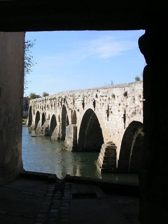 Pont Neuf in Béziers