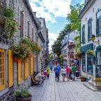 Städtenamen und ihre Bedeutung: Québec