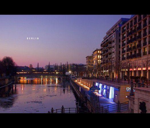 Berlin Spree-Promenade und DDR Museum