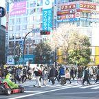 Hier geben Touristen am meisten aus, Platz 9: Tokio