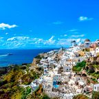 Santorin – Malerische Vulkaninsel