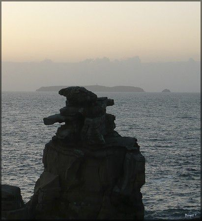 Berlengas and the witch