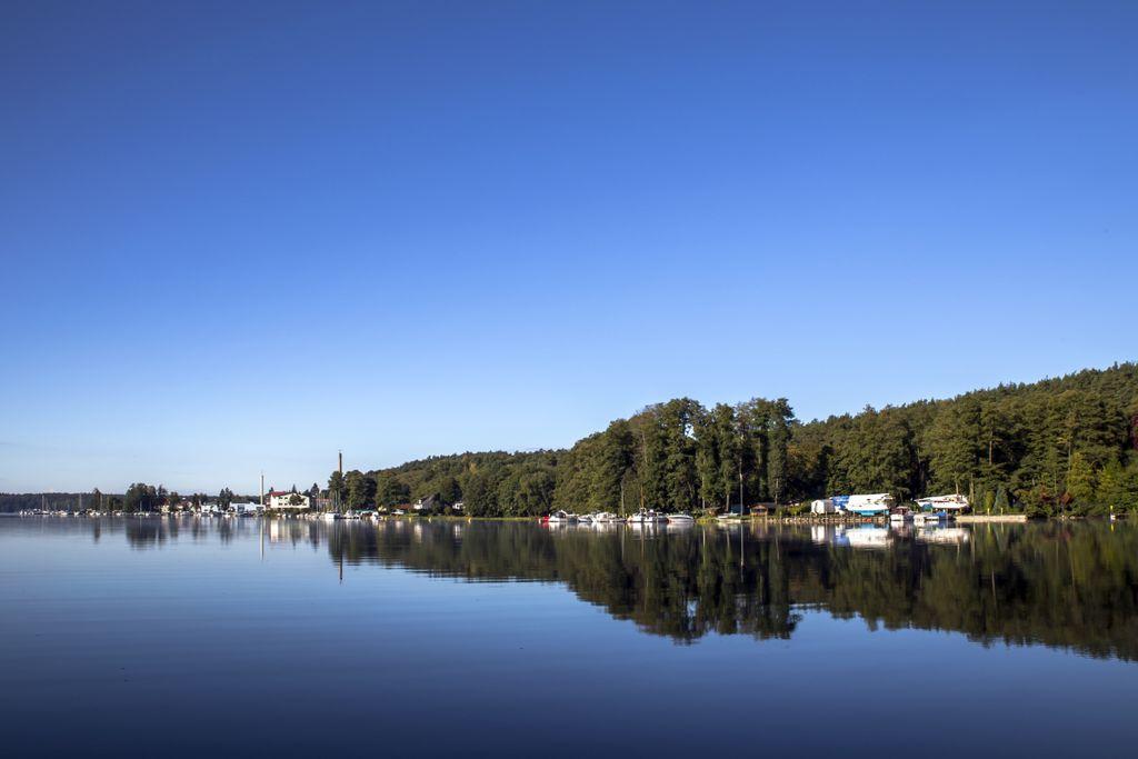 Campingpark Havelberge: Wohnfloß statt Zelt