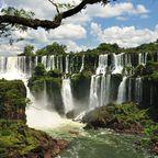 Die Iguazú-Wasserfälle sind UNESCO-Weltkulturerbe