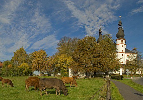Walfahrtskirche Kappel