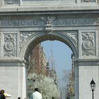 Washington Square Park New York City