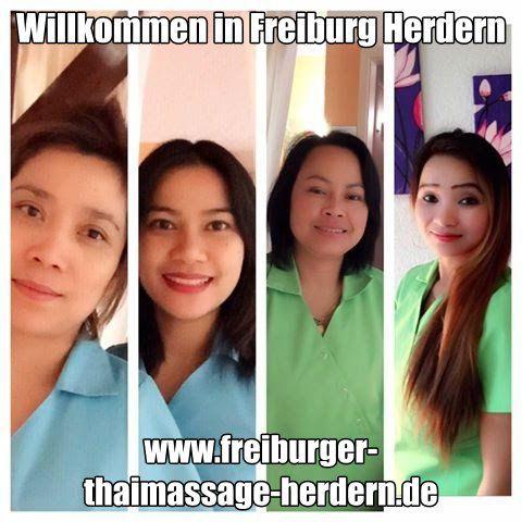 Mitarbeiterinnen der Thaimassage Freiburg