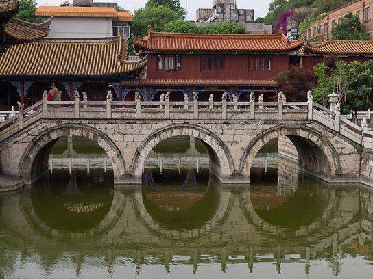 Yuantong Si (buddhistische Anlage) - ??? in Kunming
