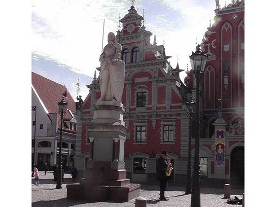 Riga you are beautiful.