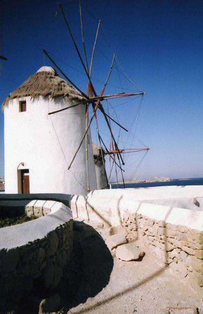 """""""Harmonische Farbklänge auf Mykonos & auf Delos"""" Quelle: Panaghiotis Psarianos, Impressions - kulturelle Eindrücke"""