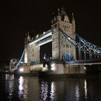 Tower Bridge @ night
