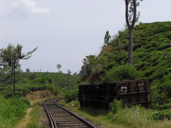 Sri Lanka - Naturschönheiten