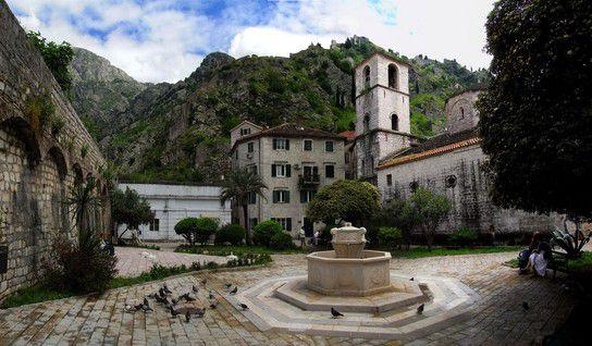 Marienkirche in Kotor