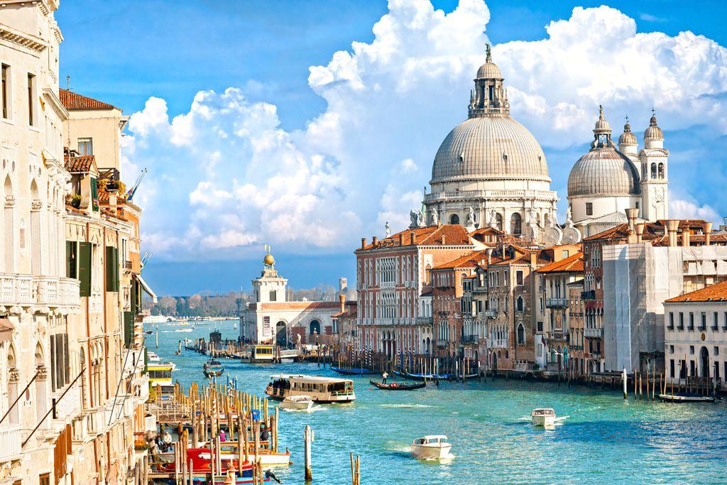 Venedig genießen vor der großen Sommerhitze
