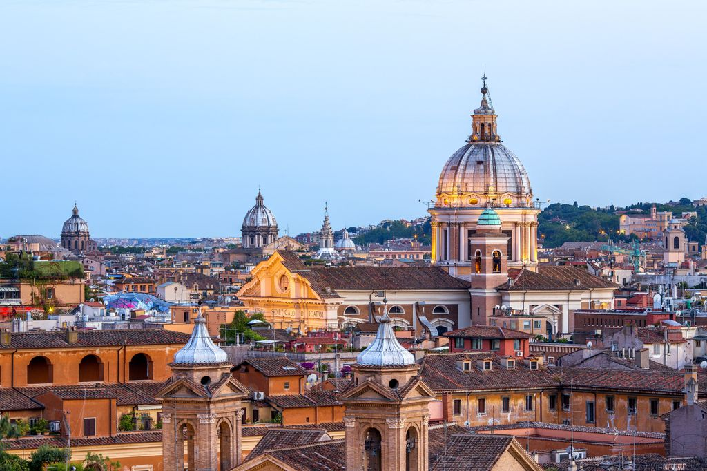 Rom am Abend