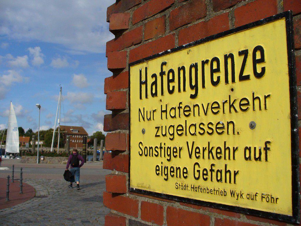 Sonstiger Verkehr, Föhr