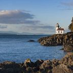 San Juan Islands im US-Bundesstaat Washington