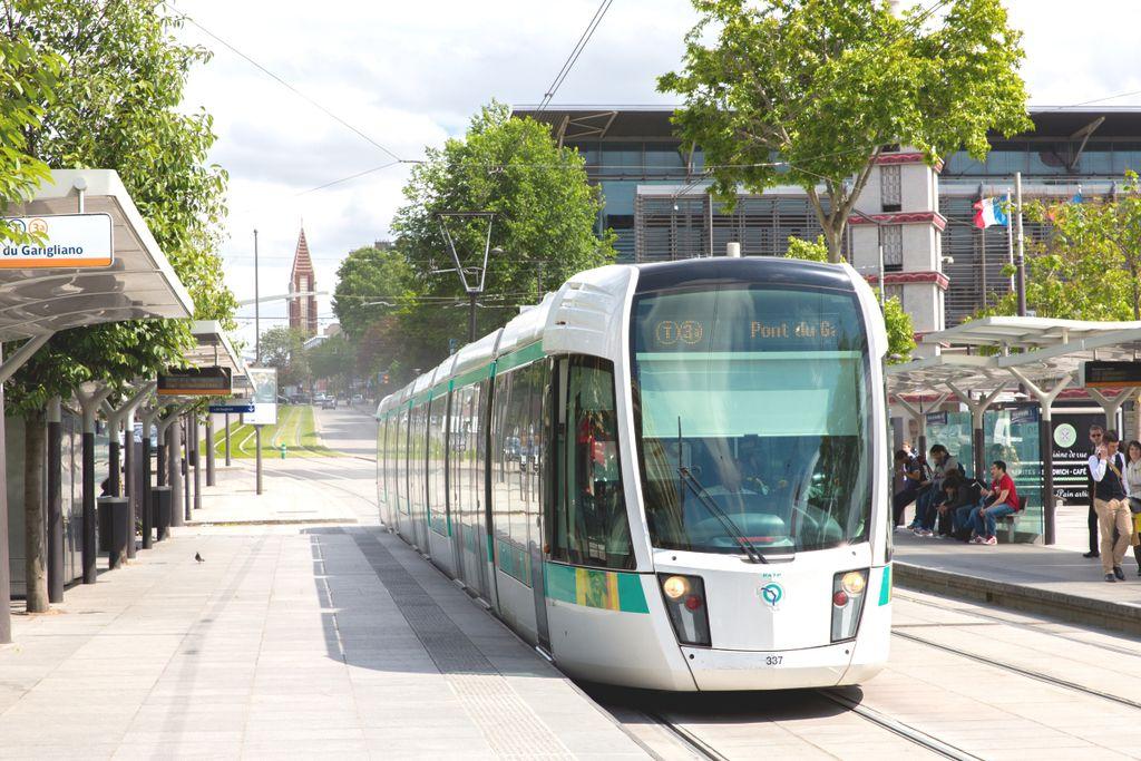 Straßenbahn-Metropolen der Welt: Paris