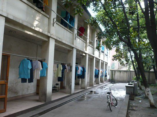 Arbeierwohnungen einer Chinesischen Firma