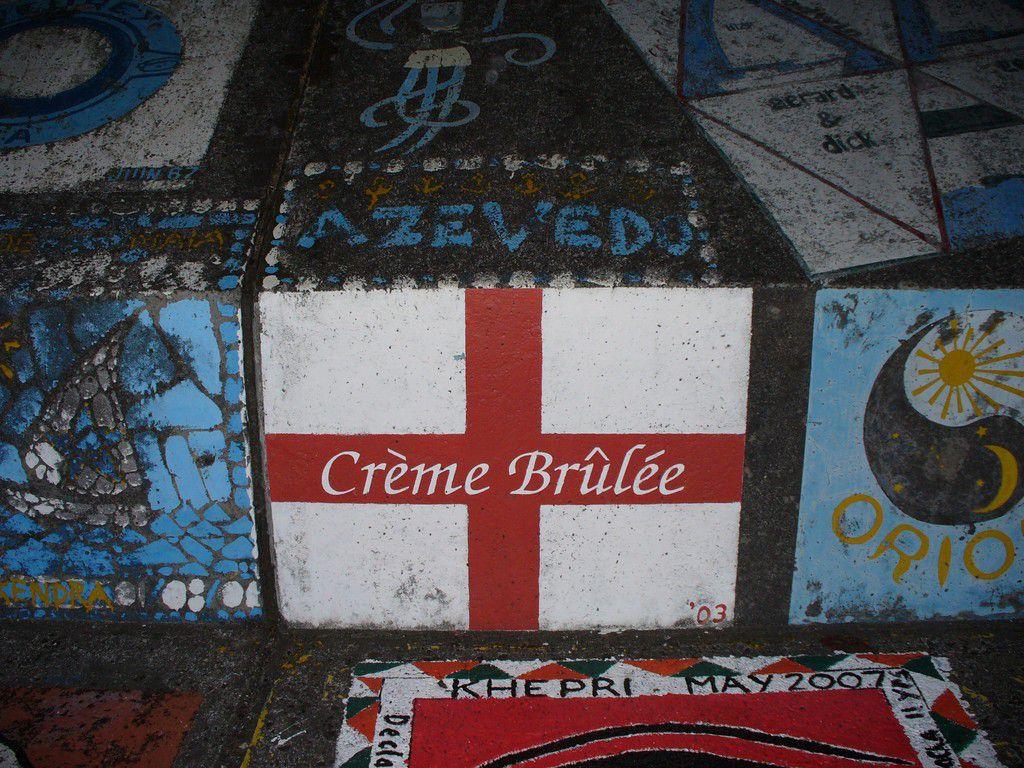 Creme Brulee, Faial