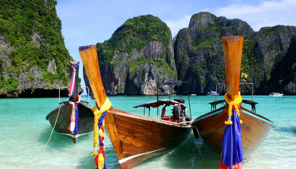 Thailand lockt im Januar mit Traumständen und Wärme.