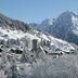 Klosters - Ort im Winter