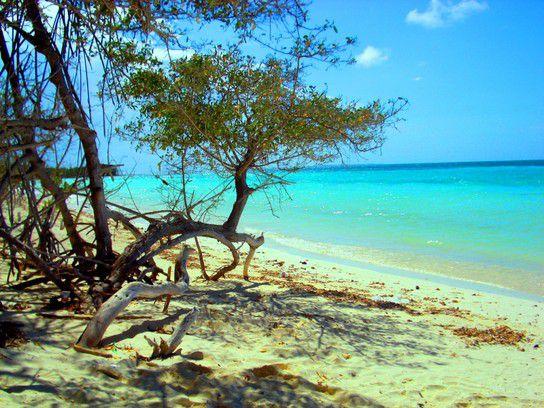 Erholung pur auf einer kleinen unbewohnten Insel