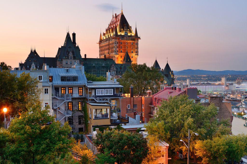 Québec: Französisches Flair im Osten Kanadas