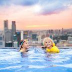 Die 10 besten Länder für Auswanderer #5 Singapur