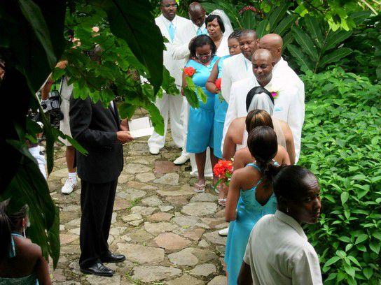 Hochzeit in Jamaika