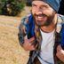 Reisetasche mit Rucksackfunktion: Gurte für den Notfall