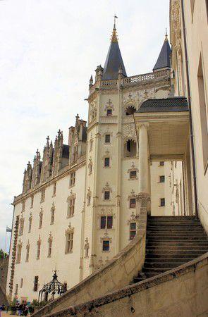 Chateau des ducs de betragne