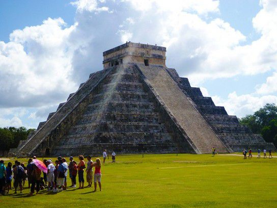 TULUM Maja Tempel