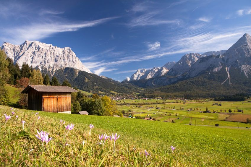 Camping-Resort Zugspitze