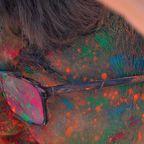 """""""Fest der Farben"""" auf ehemaliger Abhörbasis der US-Armee"""