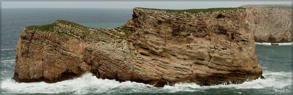 Pedra das Gaivotas - Möwenfelsen