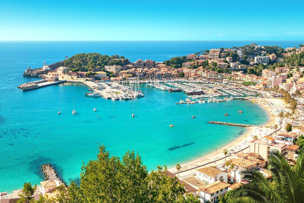 Platz 10: Spanien – arbeiten, wo andere Urlaub machen