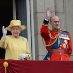 Harrys Großmutter Königin Elisabeth II.