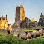 Die schönsten Orte in England: Cotswolds