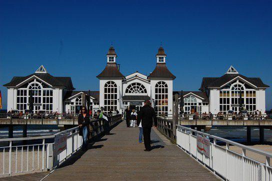 Seebrücke bei Sellin