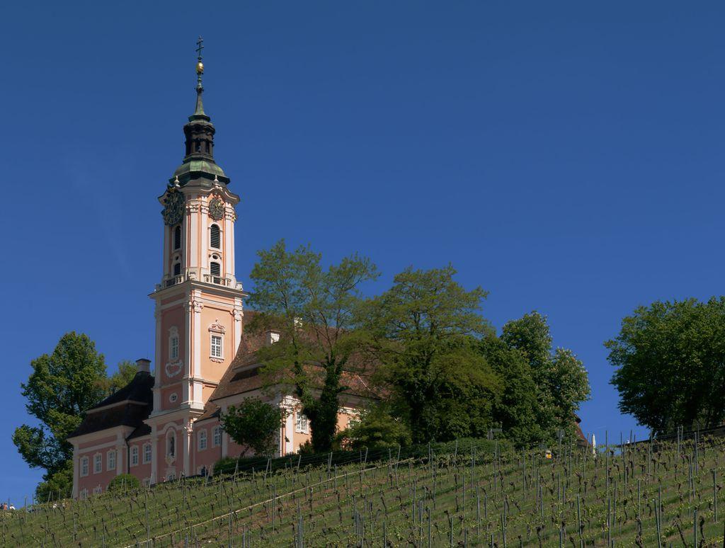 Die Wallfahrtskirche Birnau ist eins der absoluten Highlights der Region.