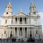 St. Pauls Cathedral, London, England