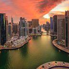 Abu Dhabi und Dubai sind die Metropolen der VAE