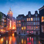 Amsterdam bietet unzählige Bars, Pubs und Clubs