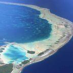 Das Rangiroa-Atoll