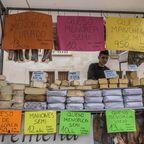 Der Markt Santa Maria del Cami auf Mallorca