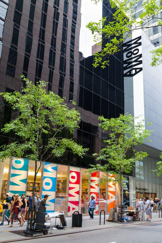 MOMA - Museum of Modern Art